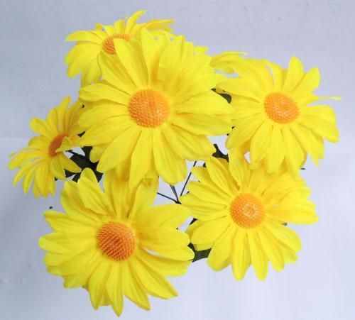 Искуственные цветы romashka-cvetnaya-7-ka 018