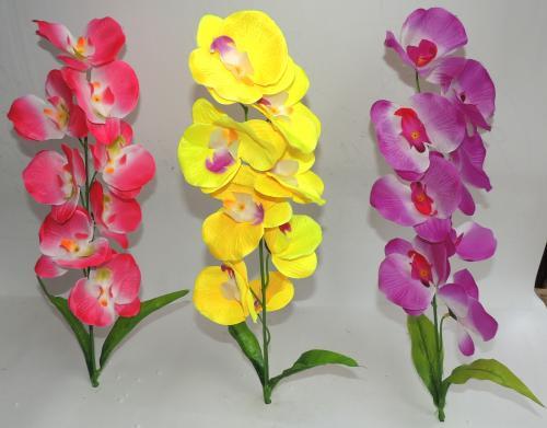 Искуственные цветы orhideya-vetka 045