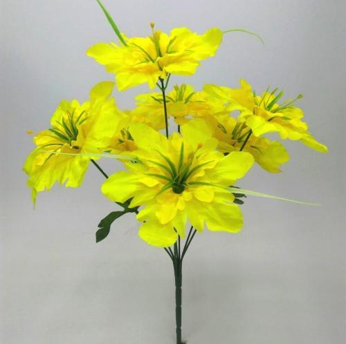 Искуственные цветы Дубок 7-ка СТН 1014