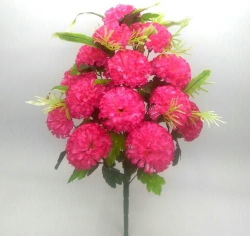 Искуственные цветы Калинка атлас 19-ка 1024