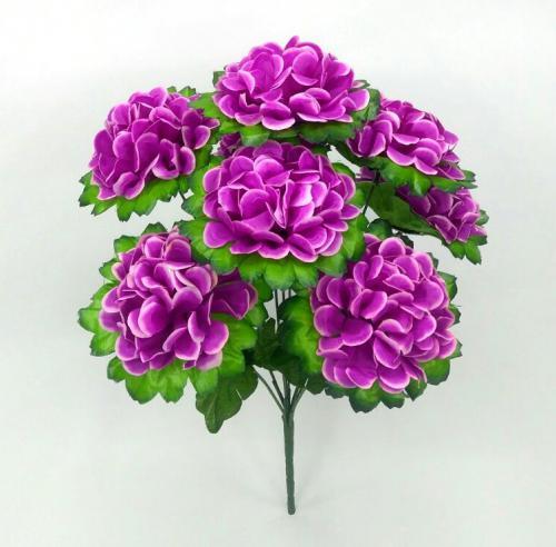 Искуственные цветы Калинка лист Н 8-ка 1027