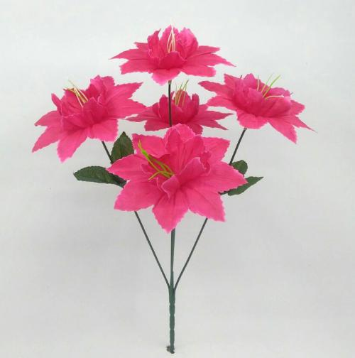 Искуственные цветы Звездочка 5-ка Ок 1041