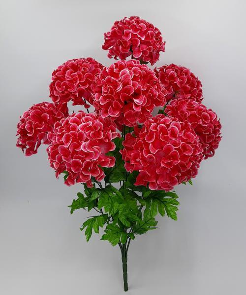 Искуственные цветы Калинка гигант 9-ка 1063