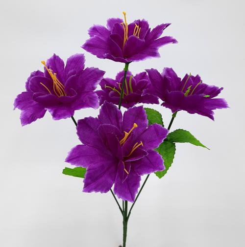 Искуственные цветы zvezdochka-deshevka-5-ka 1064
