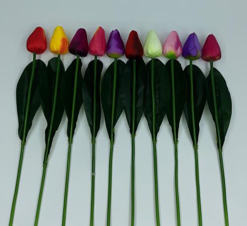 Искуственные цветы tyulpan-odinochnyj