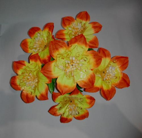 Искуственные цветы soty