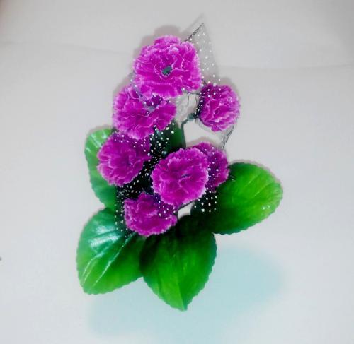 Искуственные цветы gvozdika-fatin