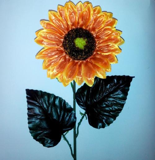 Искуственные цветы podsolnuh-dekor 397
