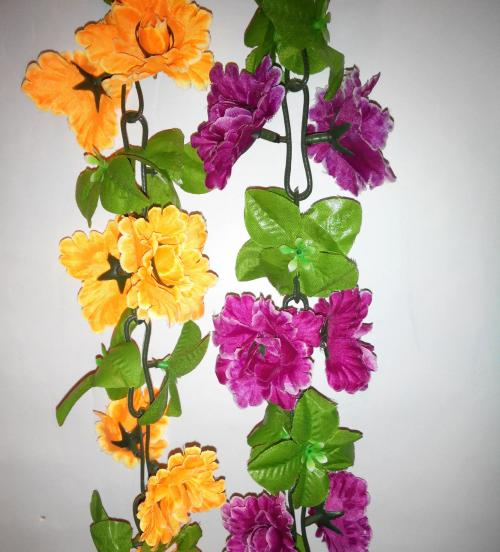 Искуственные цветы rozochka-melkaya-cep