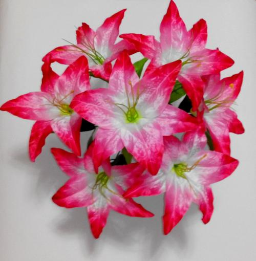 Искуственные цветы liliya-7-ka-1 500