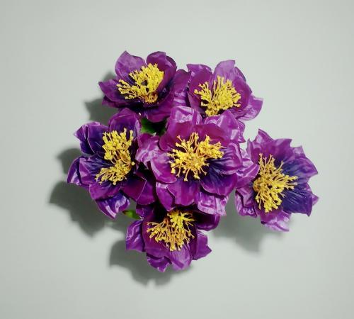 Искуственные цветы kolokolchik-krupnyj 555