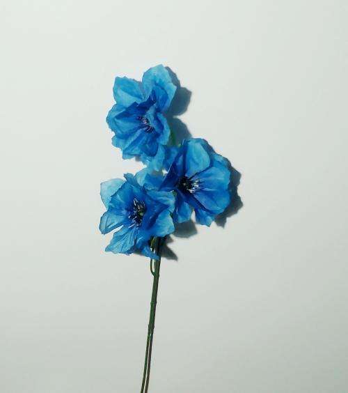 Искуственные цветы voloshka-3-ka 561