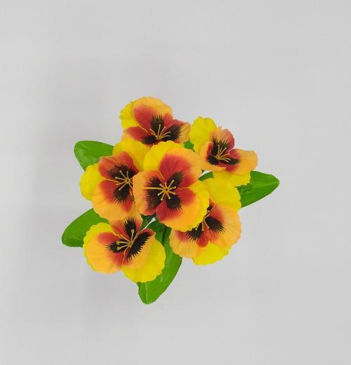 Искуственные цветы anyut-glazki 601