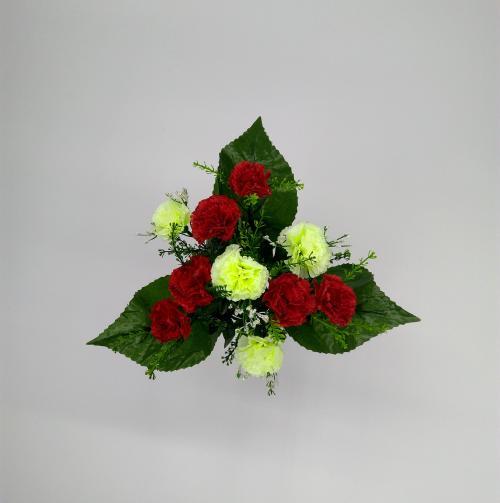 Искуственные цветы gvozdika-chb 604