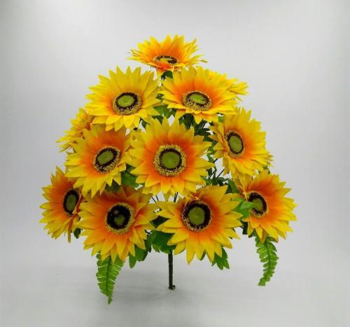 Искуственные цветы podsolnuh-14-ka 610