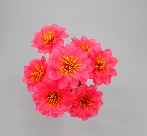 Искуственные цветы georginka-7-ka-n 619