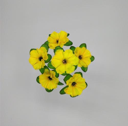 Искуственные цветы voloshka-list-n 626