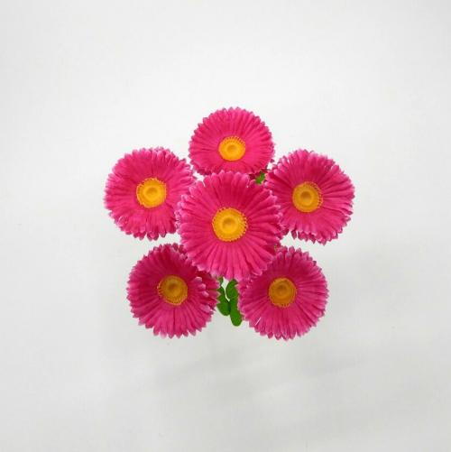 Искуственные цветы margaritka-6-ka-n 635