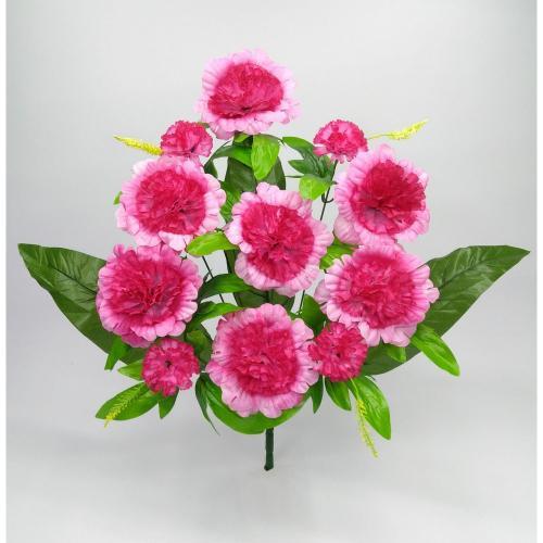 Искуственные цветы gvozdika-odnostor-11-ka 639