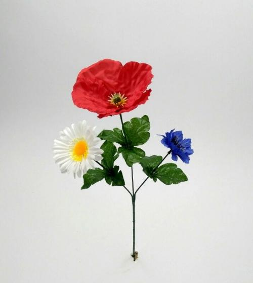 Искуственные цветы polevaya-3-ka 661