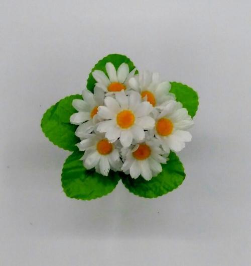 Искуственные цветы romashka-z-ka-belaya 676