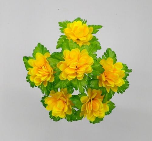 Искуственные цветы kalinka-list-n 682