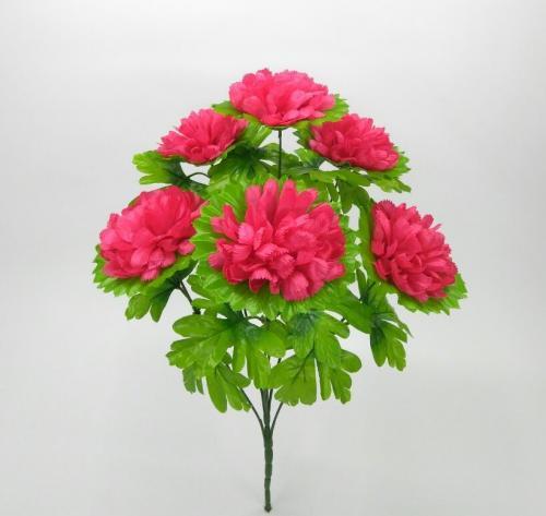 Искуственные цветы kalinka-list-kr 715