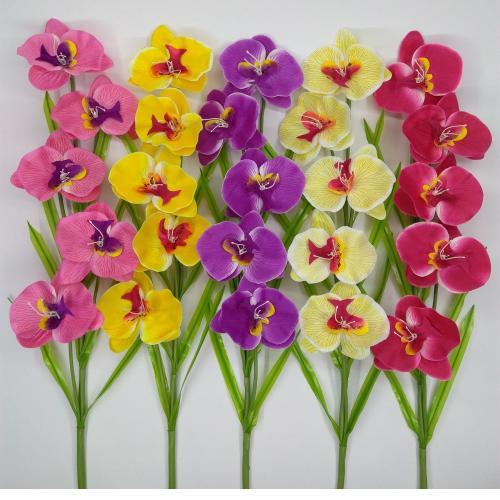 Купить декоративные цветы в харькове доставка цветов из брюсселя в екатеринбург