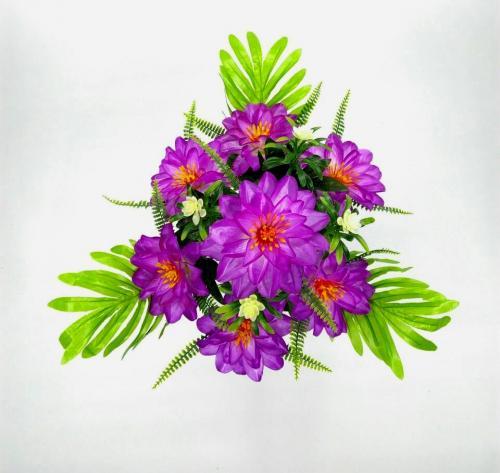 Искуственные цветы ajstra-paporot-7-ka
