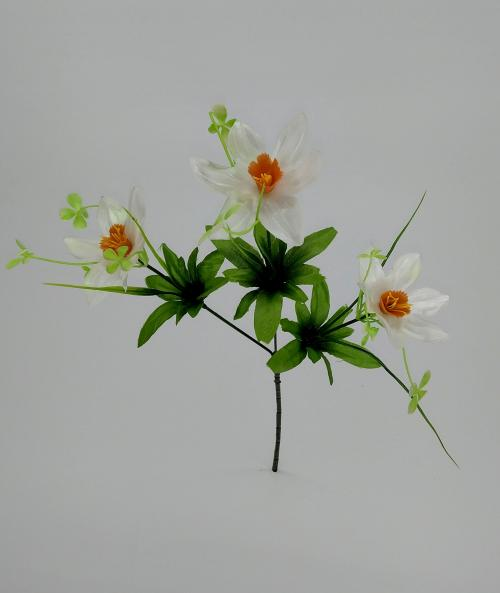 Искуственные цветы narciss-3-ka 729