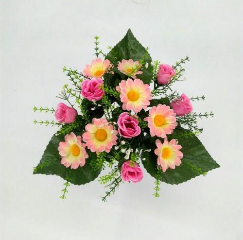 Искуственные цветы buton---romashka-13-ka 732