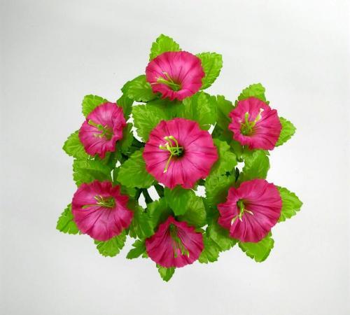 Искуственные цветы kolokolchik-list-vysota-55-sm