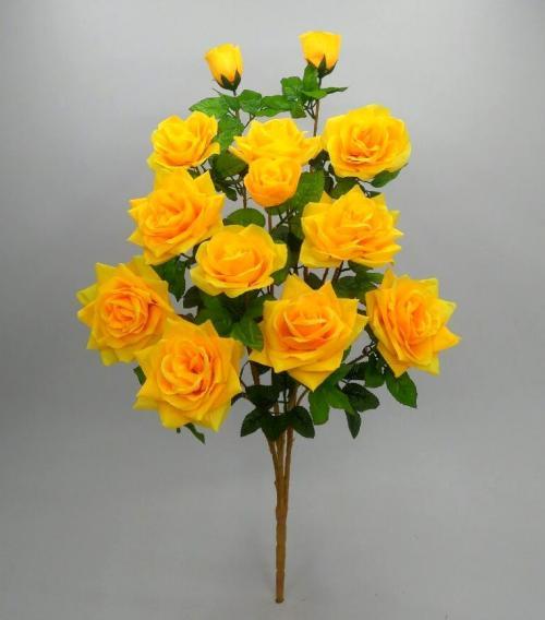 Искуственные цветы roza-derevo 757