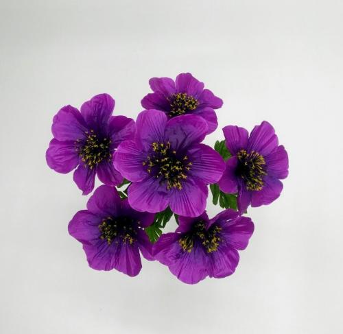 Искуственные цветы malva-atlas-pl