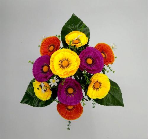 Искуственные цветы mak-miks-dekor 763