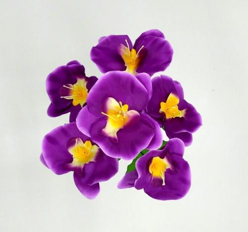 Искуственные цветы orhideya-6-ka-n 769
