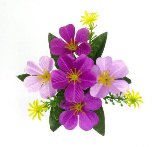 Искуственные цветы fialka-5-ka-(z-ka) 780