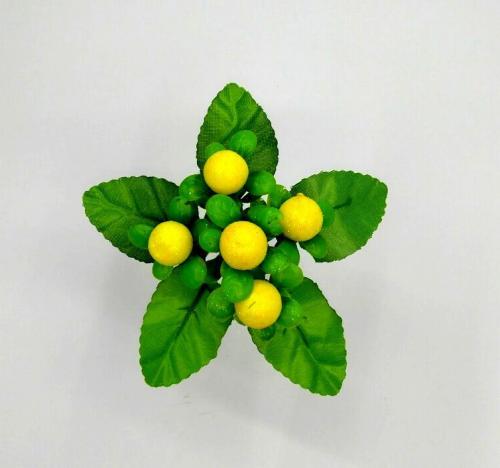 Искуственные цветы yagodka-5-ka