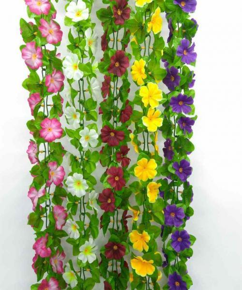 Искуственные цветы fialka-cep