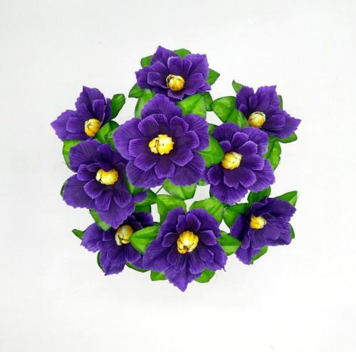 Искуственные цветы mak-kuvshinka-9-ka