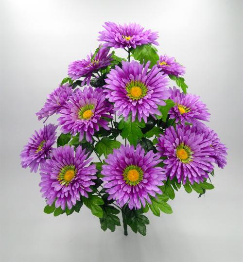 Искуственные цветы romashka-cvetnaya-15-ka 814