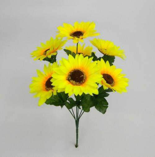 Искуственные цветы podsolnuh-7-ka