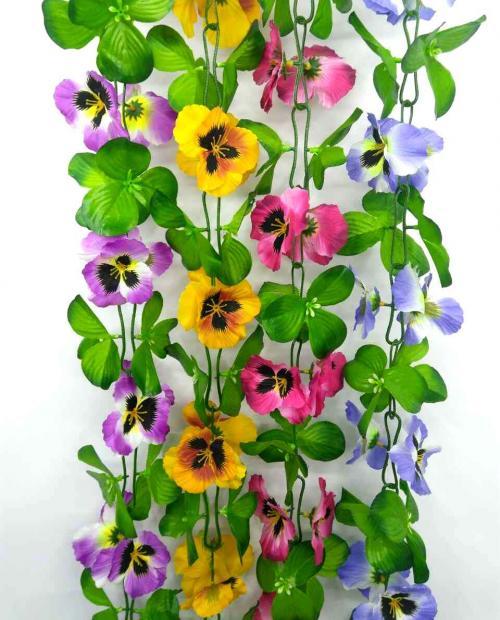 Искуственные цветы anyutiny-glazki