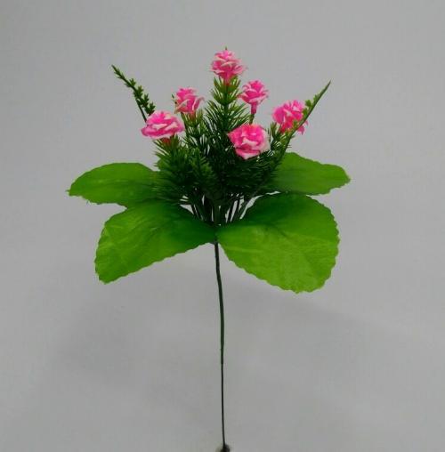 Искуственные цветы rozochka-plastmass 827