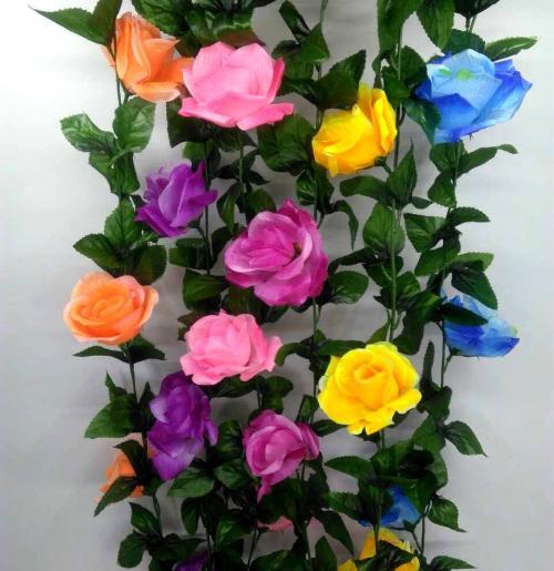Искуственные цветы roza-cep