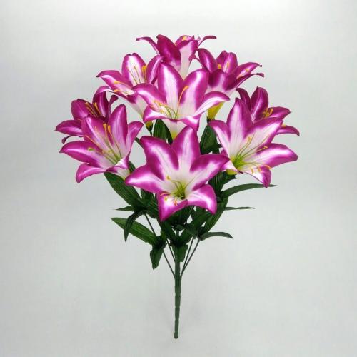 Искуственные цветы liliya-9-ka-b 831