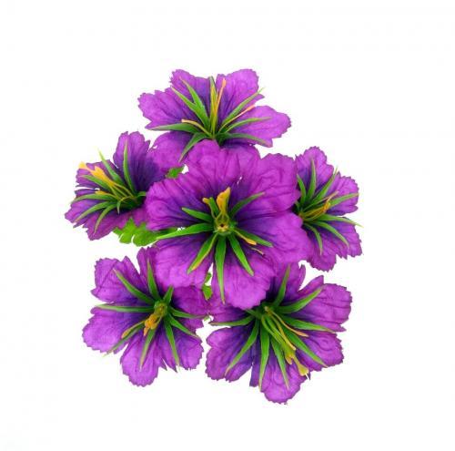 Искуственные цветы malva-malenkaya 833