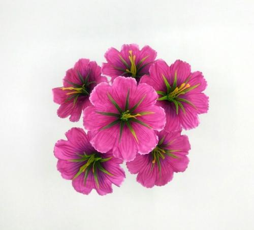 Искуственные цветы malva-kruglaya-6-ka 834
