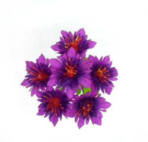 Искуственные цветы malva-rezannaya-6-ka 835