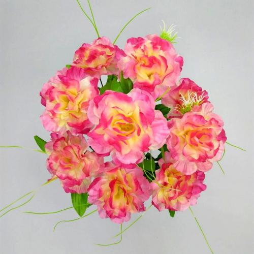 Искуственные цветы kameliya-9-ka